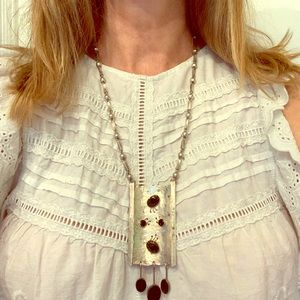 HANDMADE One-of-a-Kind 925 Necklace. Gorg Piece